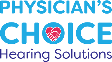 Physician's Choice Hearing Solutions logo